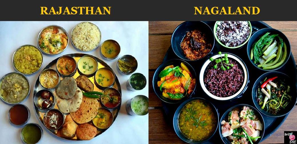 29 Amazing Thalis From The 29 Indian States