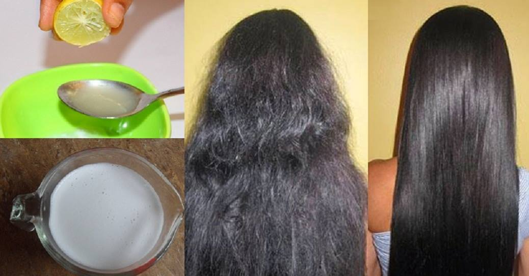 This Is The Only Natural And Effective Way To Get Straight Hair