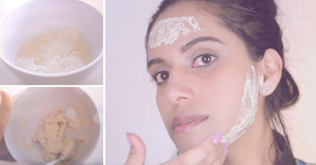 This Easy, 2 Ingredient Recipe Will Remove Your Facial Hair In Just Few Minutes