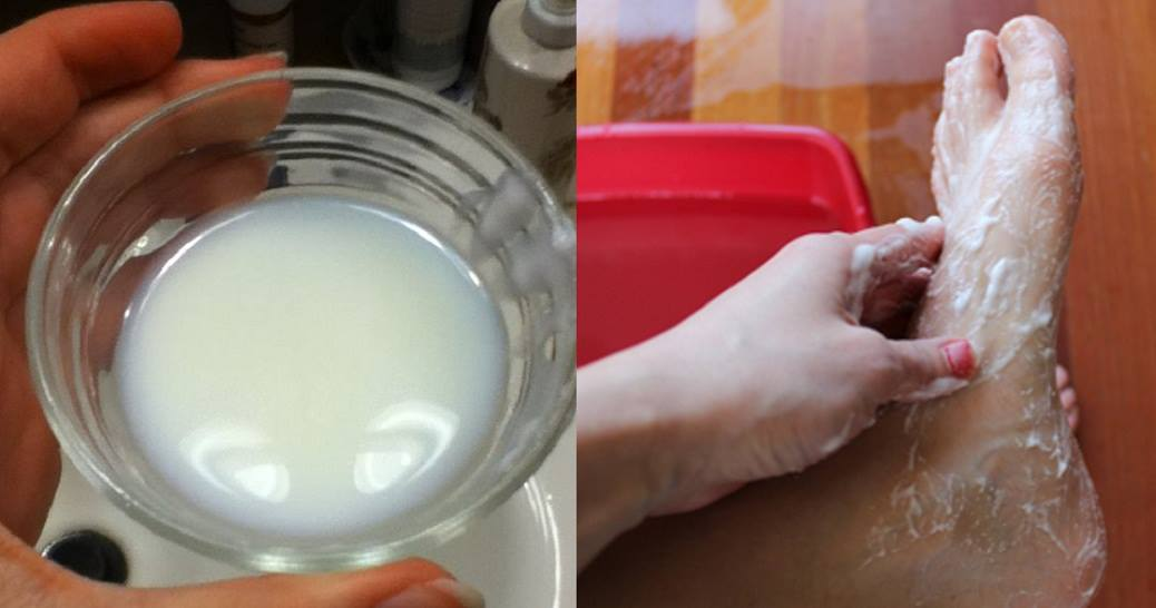 This Homemade Scrub Is More Effective Than An Expensive Pedicure
