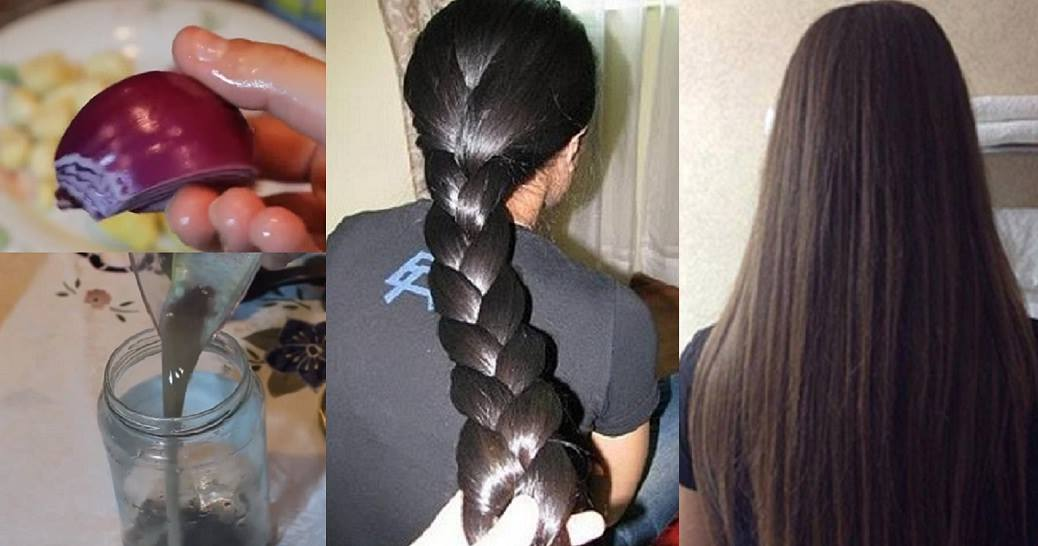 This Homemade Oil Will Make Your Hair Grow LONG Really Fast