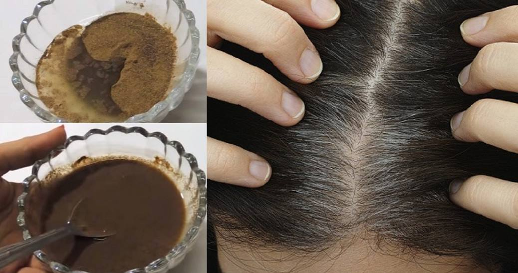 Turn Your Grey Hair Into Black With This Indian Gooseberry Mask