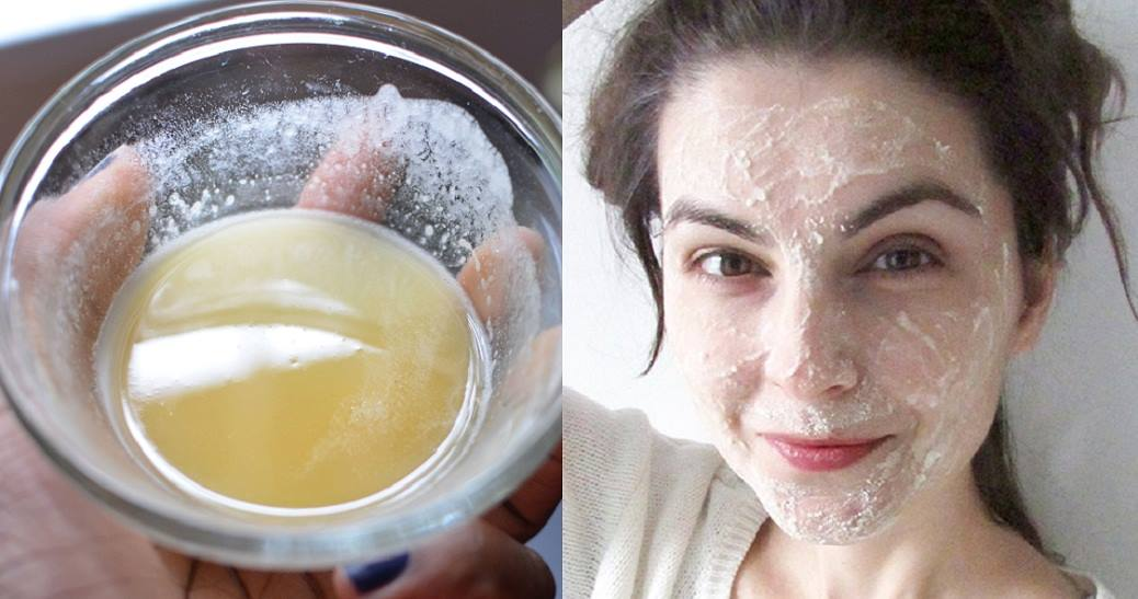 Wash Your Face With THIS Magic Mixture And Say Goodbye To Pores And Dark Spots