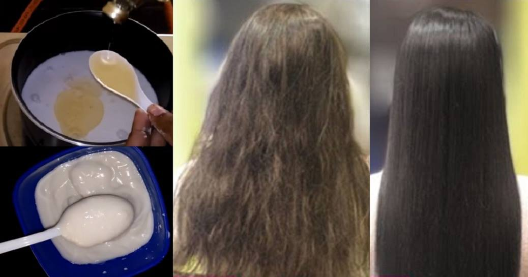 How To Get Straight Hair Permanently And Naturally At Home