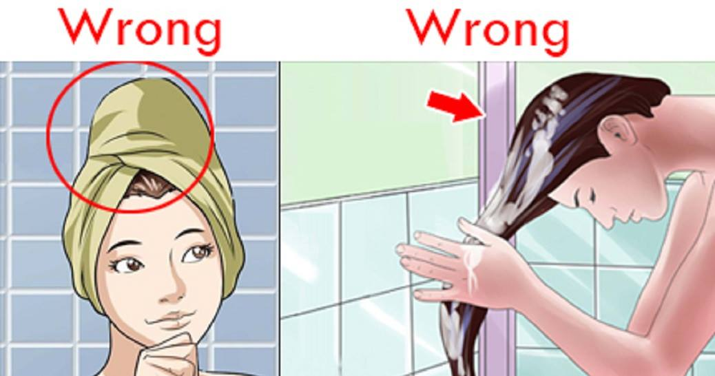 Excessive Hair Fall? Here's How To Wash Your Hair Correctly
