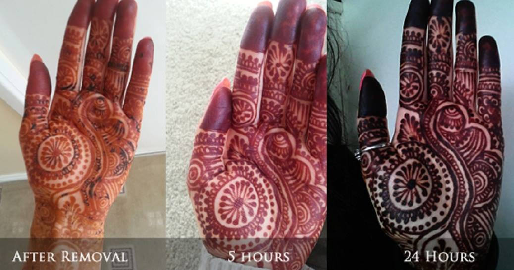 9 Tips To Get A Dark Colour On Your Mehendi That Will Last Longer