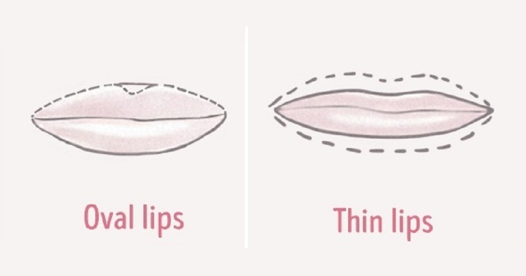 The Shape Of Your Lips Says A Lot About Your Personality