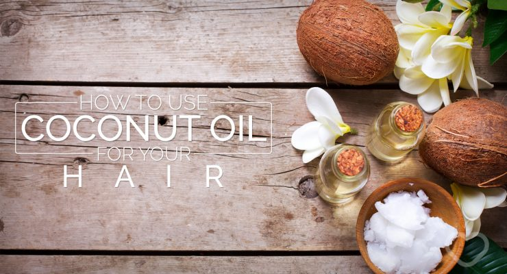 how to apply coconut oil to hair , coconut oil hair conditioner