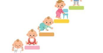 When do Babies start Crawling, Walking, Talking?