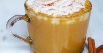 Easy Starbucks Homemade Spice Latte Recipe