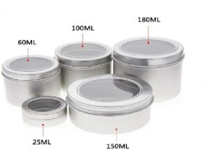 Beauty Products Containers